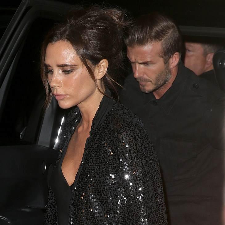 Ist die Luft bei Victoria und David Beckham endgültig raus?