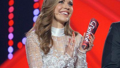 Victoria Swarovski: Das steht auf ihren Lets Dance-Karten - Foto: MG RTL D / Stefan Gregorowius