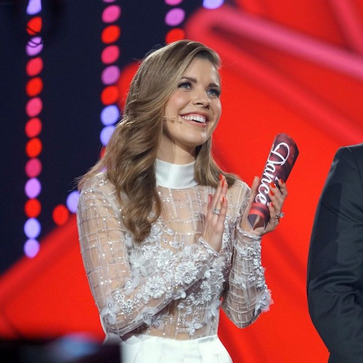 """Victoria Swarovski: Das steht auf ihren """"Let's Dance""""-Karten"""