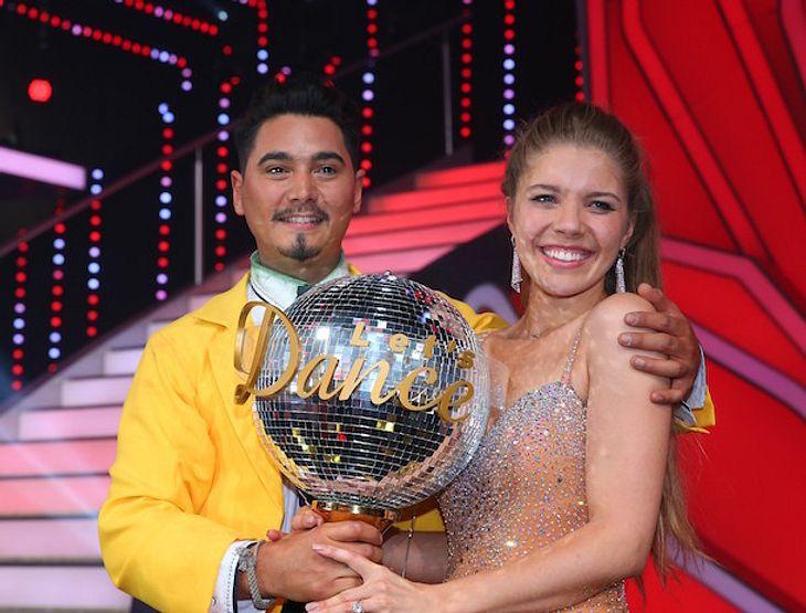 """Nach """"Let's Dance""""-Sieg: Fieser Shitstorm gegen Victoria Swarovski"""