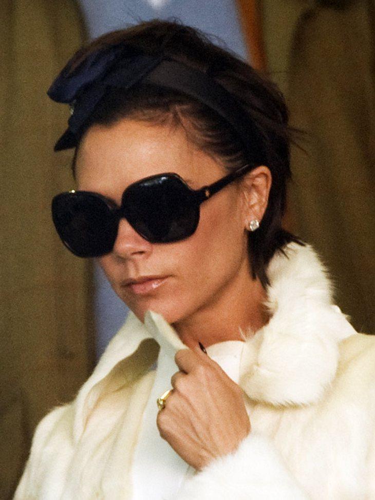 Victoria Beckham hofft auf ein besseres Image durch kleinere Brüste