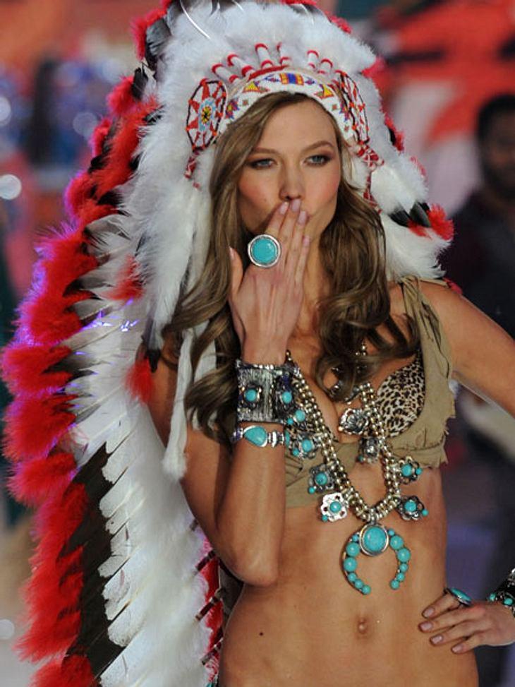 """""""Victoria's Secret"""" sorgte bei den Indianern für Aufregung"""
