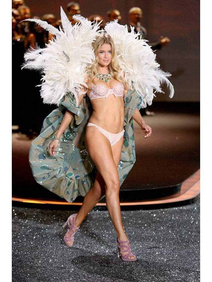 Die reichsten Models der WeltPlatz 5 - 5,5 Millionen Euro - Doutzen Kroes (27) - Die niedliche Holländerin schwebte 2011 für Giles, Miu Miu und Victoria's Secret über den Catwalk.