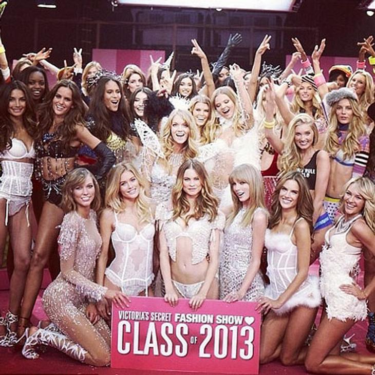Victoria's Secret Show Class of 2013: Alles Models der Show vereint.