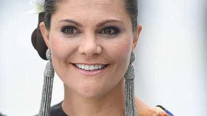 Prinzessin Viktoria von Schweden: Schwanger mit Baby Nummer  - Foto: imago