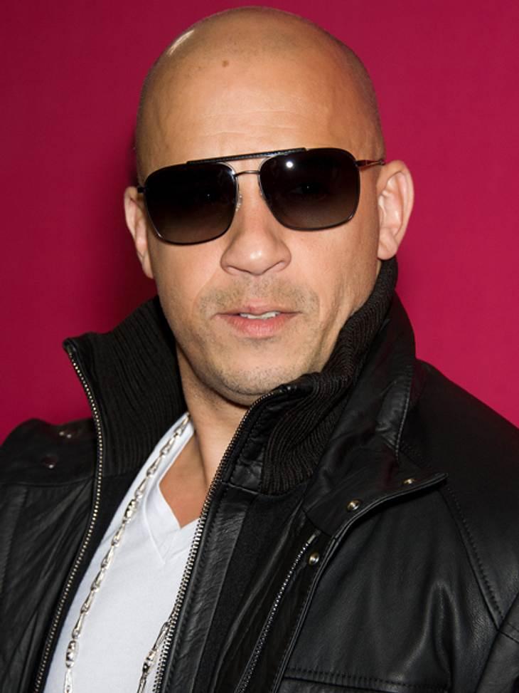 So heißen Promis wirklich!Ein Action-Star braucht einen harten Namen. Als Mark Sinclair Vincent hätte Vin Diesel  (45) vielleicht nicht solch bleibenden Eindruck hinterlassen...,