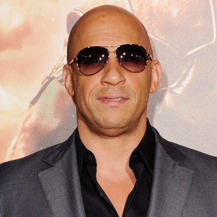 """Vin Diesel verpfändete für """"Riddick"""" sein Haus."""