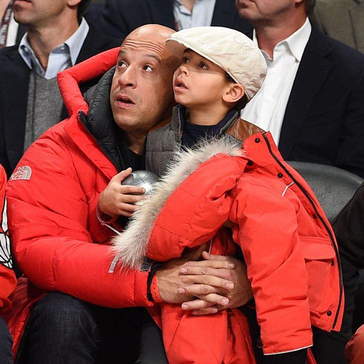 Vin Diesel: Sein Sohn will Paul Walker zurück