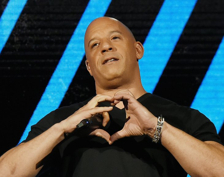 Vin Diesel Schwul