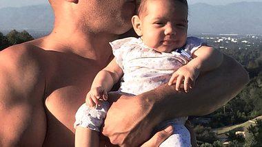 Tochter Pauline ist Vin Diesels ganzer Stolz - Foto: Facebook/ Vin Diesel