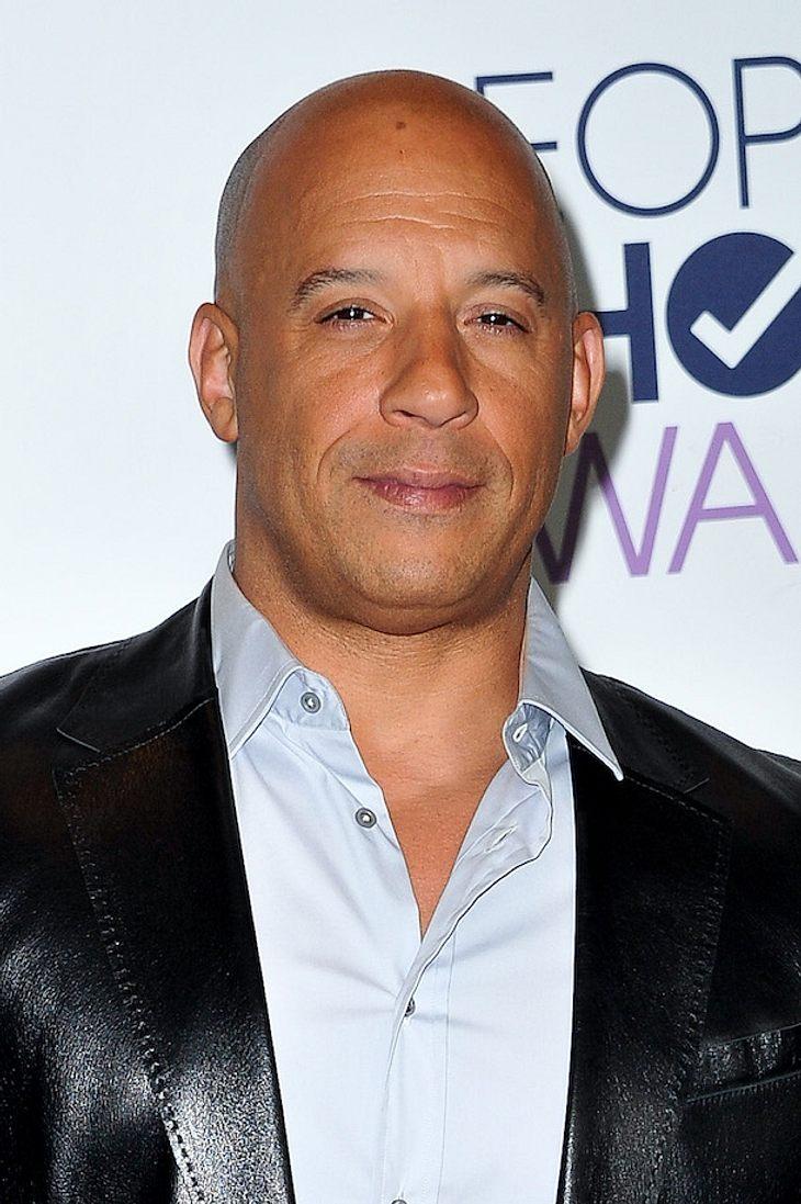 Facebook-Meilenstein: Vin Diesel knackt 100-Millionen-Marke