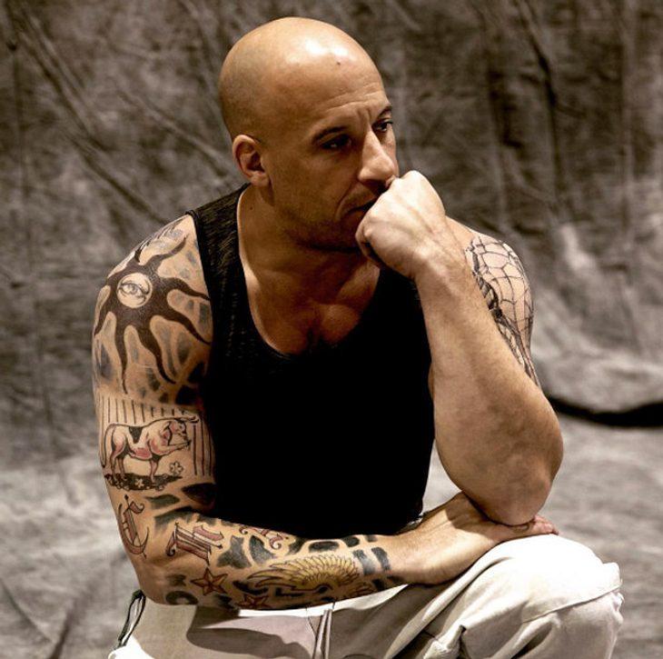 """Vin Diesel muss seinem Sohn erklären, dass er """"Onkel"""" Paul nie wiedersehen wird"""