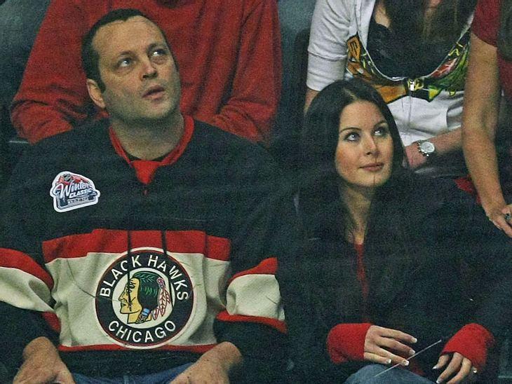 Vince Vaughn und Kyla Weber: gerade noch verlobt, jetzt endlich verheiratet!