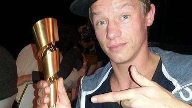 GZSZ-Star Vincent Krüger gewinnt die Lola!