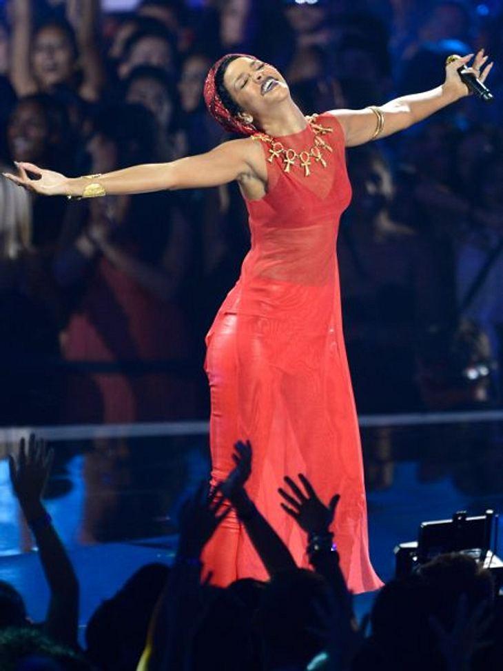 VMAs 2012: Rihanna konnte sich über das Video des Jahres freuen