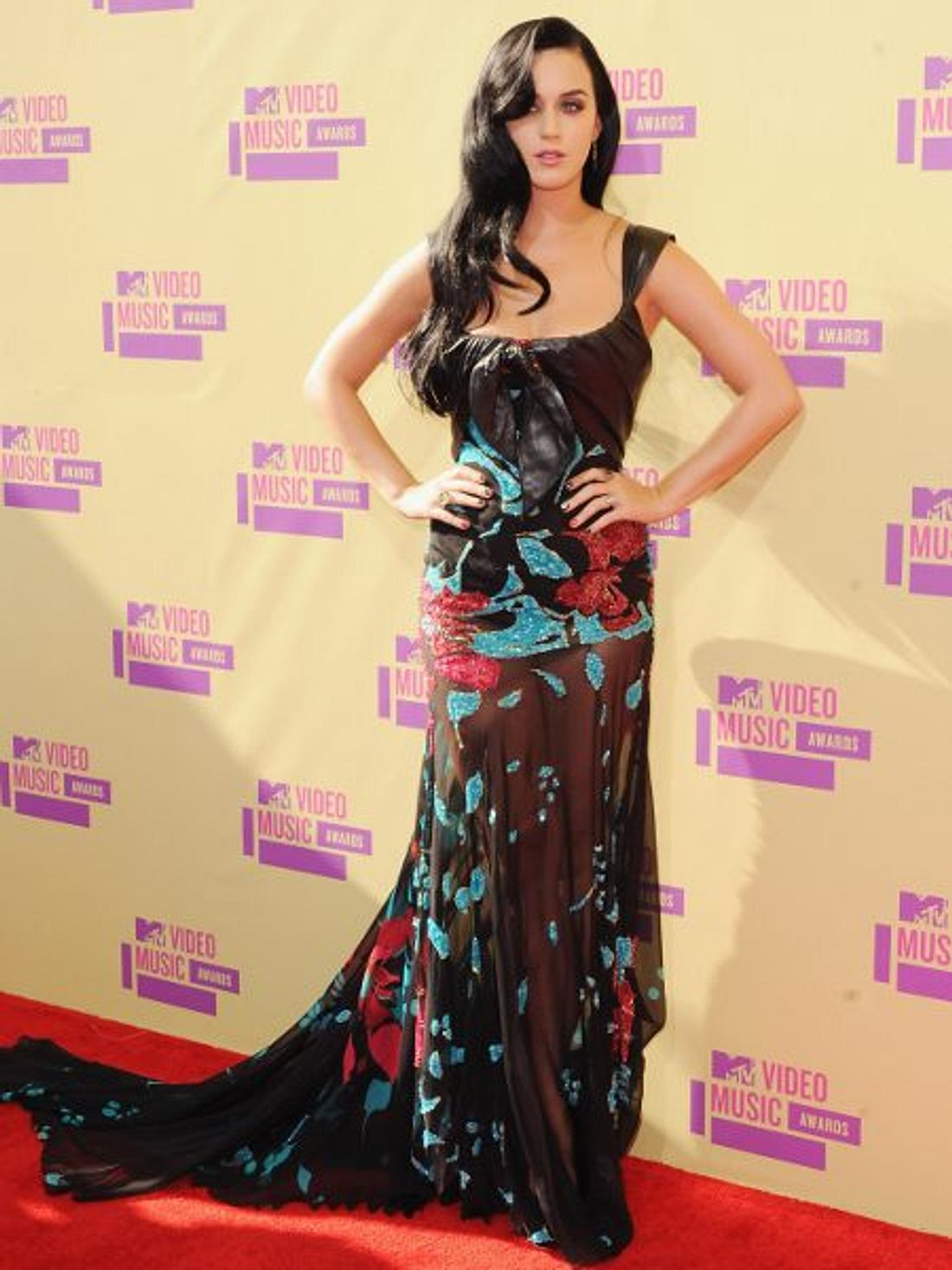 """Katy Perry wurde zur """"Hottest Woman"""" gewählt"""