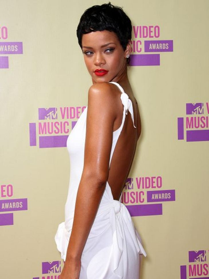 Rihanna hatte in einem Nachtclub einen Total-Absturz