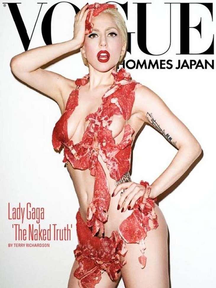 Lady Gaga liebt Frischfleisch!
