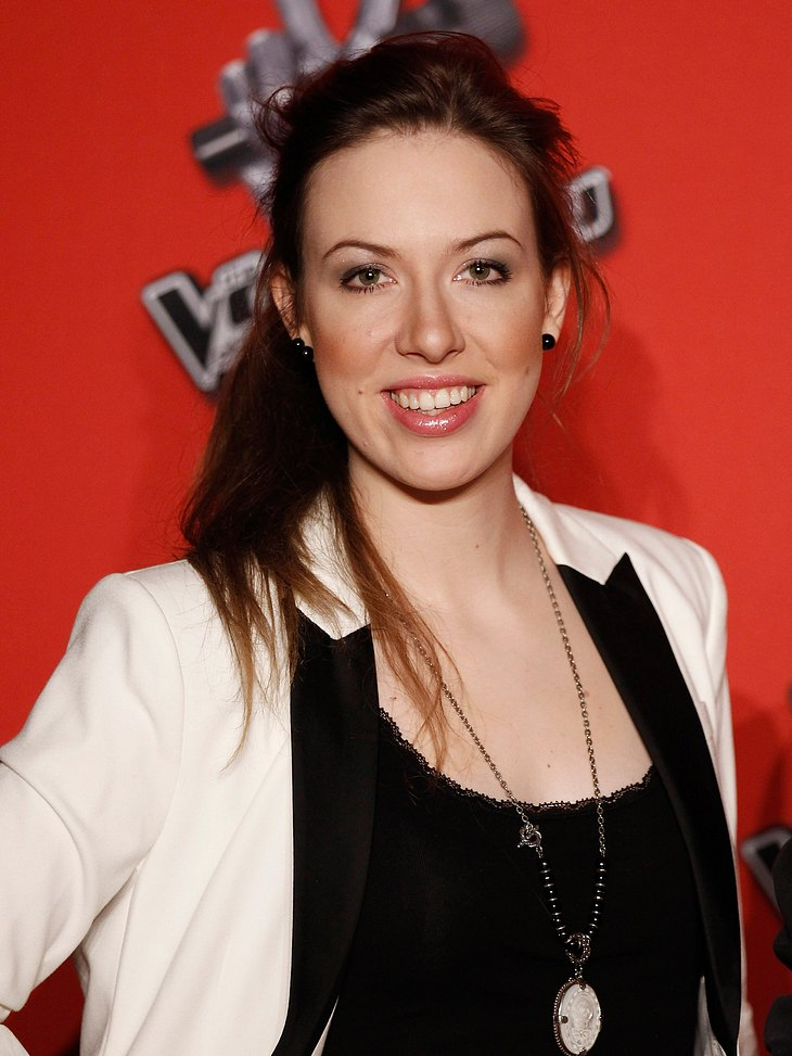 The Voice of Germany,Katja Friedenberg (25) für das Team Xavier.