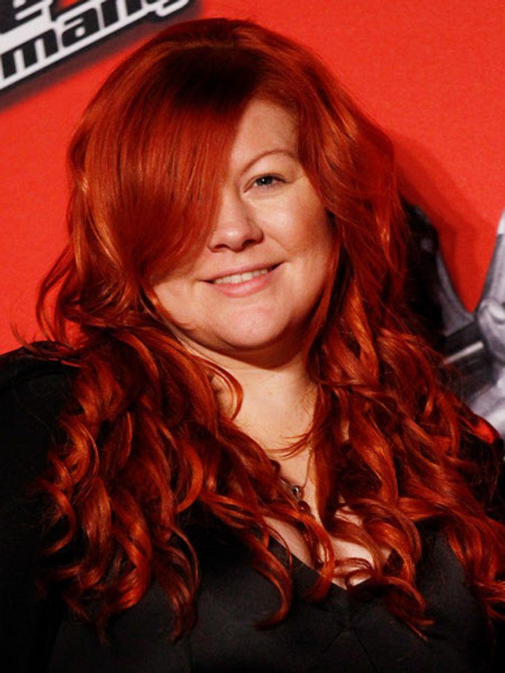 The Voice of Germany,Yasmina Hunzinger (34) aus der Schweiz singt für Team Nena.