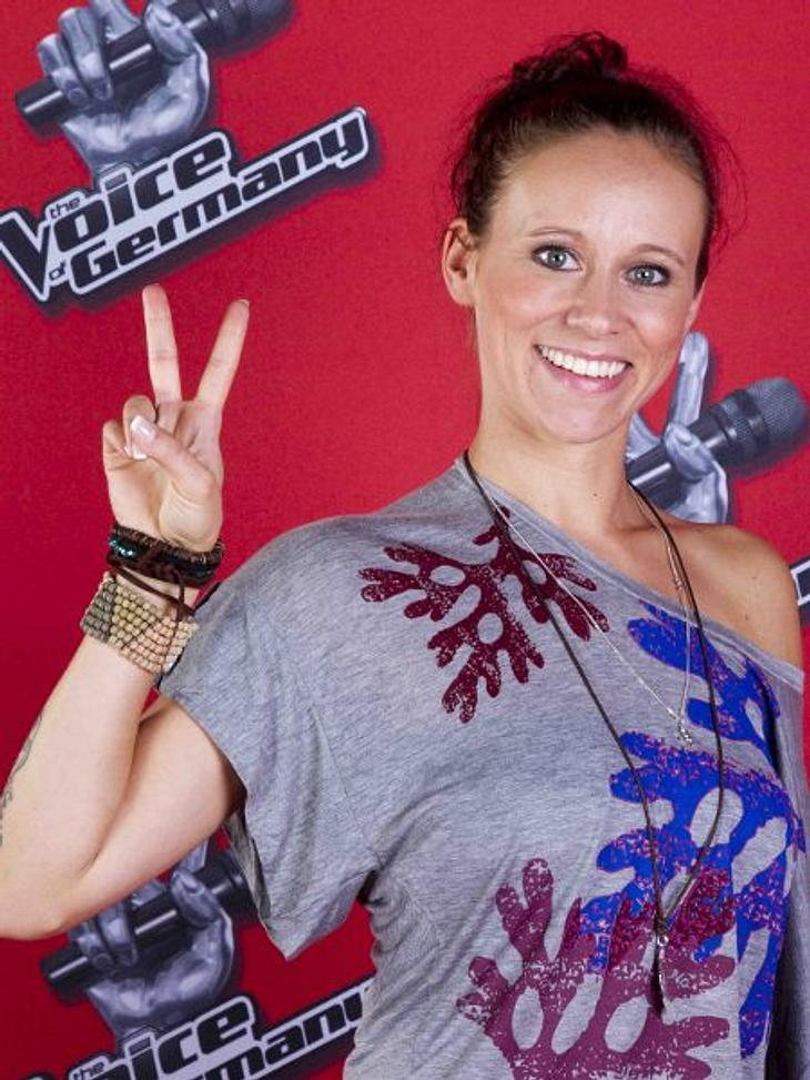 """""""The Voice of Germany"""" 2012July Rumpf (28) aus Oberursel."""