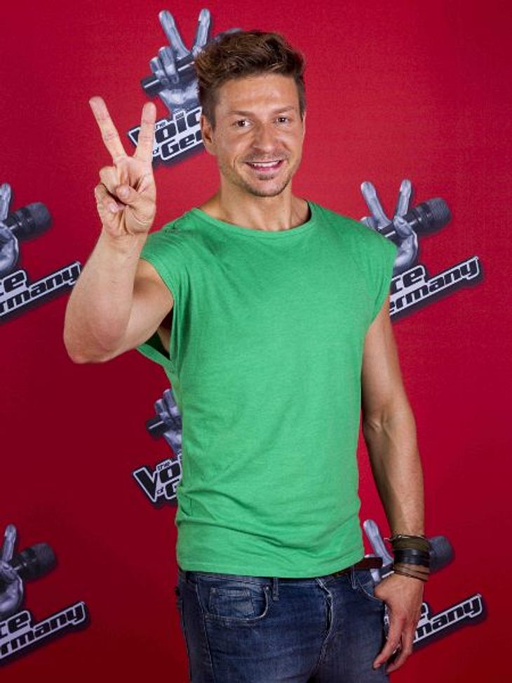 """""""The Voice of Germany"""" 2012Luca Sportiello (25) aus Berlin."""