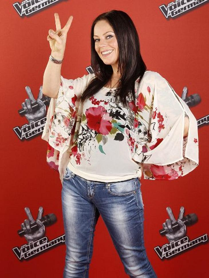 """""""The Voice of Germany"""" 2012 Sam Leigh-Brown (43) aus Berlin."""