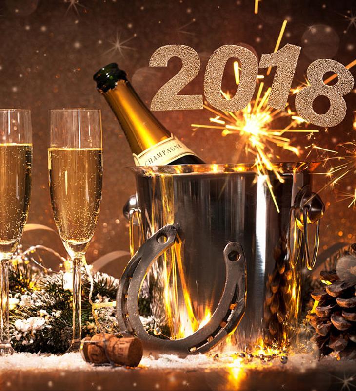 Das sind die Vorsätze und Wünsche der Stars für 2018!