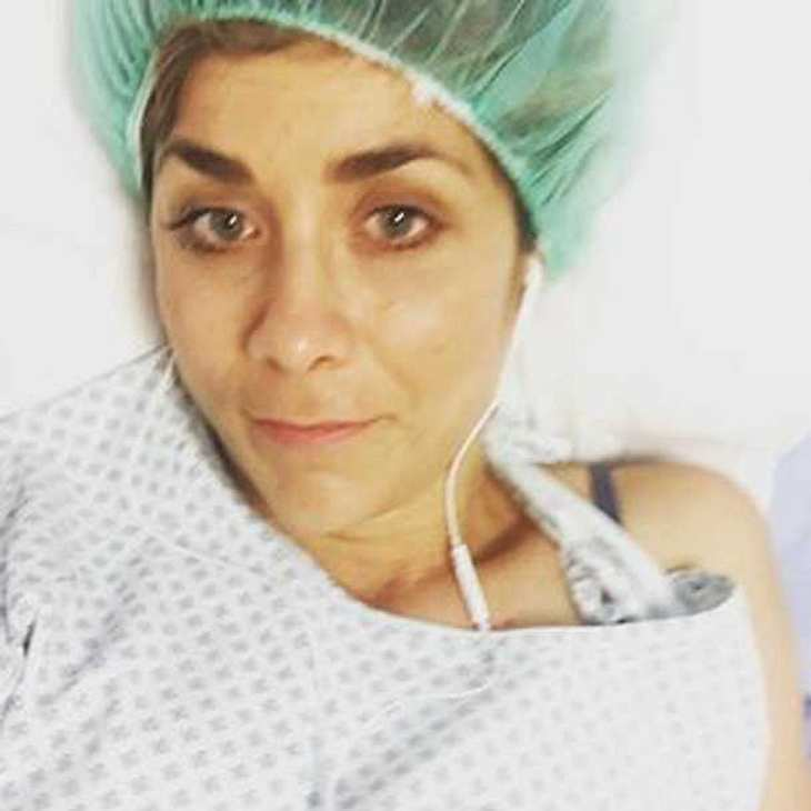 "VOX-Star Panagiota Petridou wurde bei Dreharbeiten zu ""Die Superolympionikin"" verletzt!"