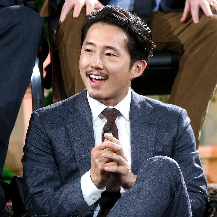 Walking Dead-Star Steven Yeun wird zum ersten Mal Vater!