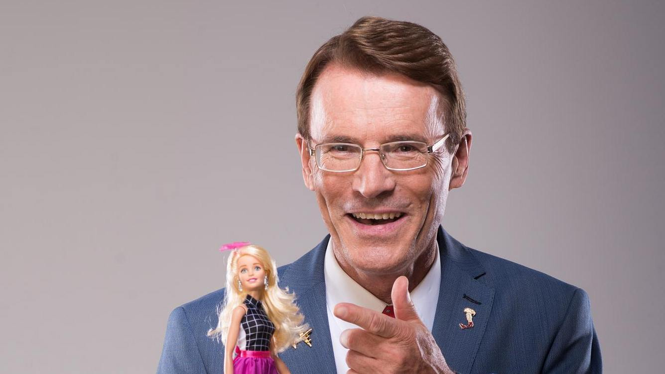 Traumfrau gesucht-Kandidat Walther Hoffmann