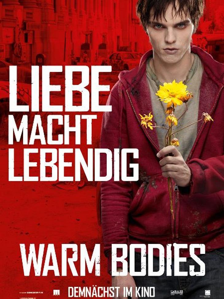 Warm Bodies - Exklusive BilderEine ganz außergewöhnliche Liebesgeschichte.