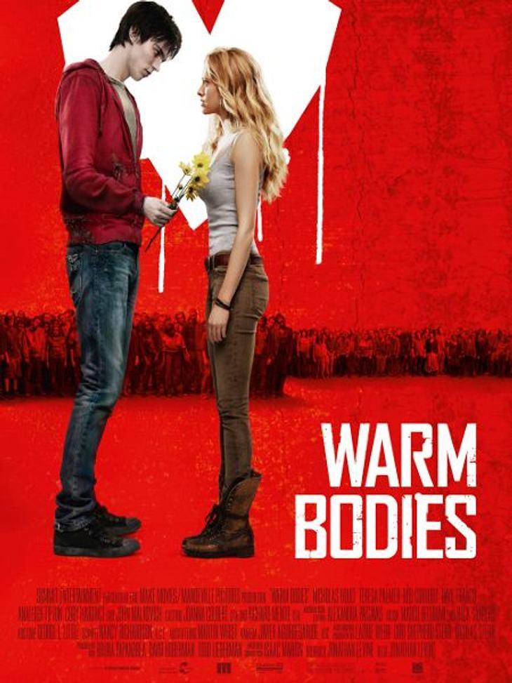 """Warm Bodies - Exklusive Bilder""""Twilight"""" ist vorbei und wir brauchen neue Filme mit Fantasy-Charakter und viel Gefühl. Warm Bodies könnte da genau das Richtige sein.Ein Zombie (Nicholas Hoult) verliebt sich in eine Sterbliche (Ter"""