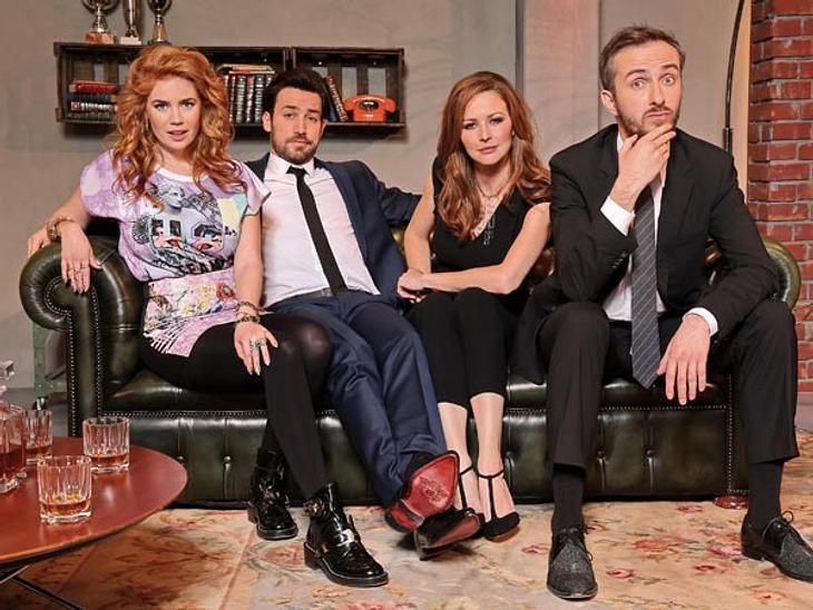 Endlich bitterböse Comedy und Satire auf RTL