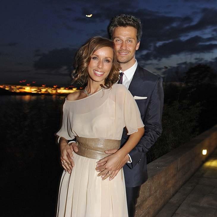 Annemarie & Wayne: schon bald verheiratet.