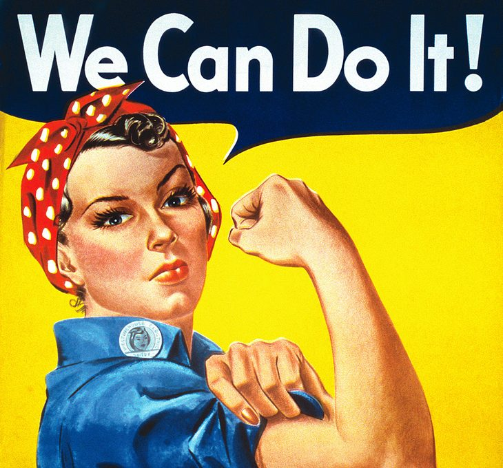 Poster: We can do it!