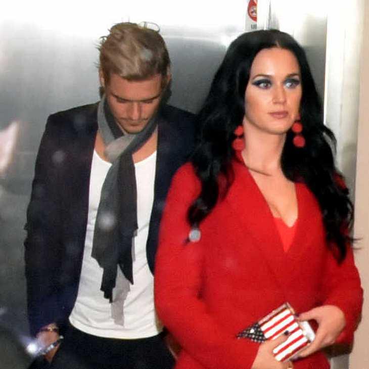 Katy Perry & Orlando Bloom: Gemeinsamer Weihnachtsauftritt im Kinderkrankenhaus!