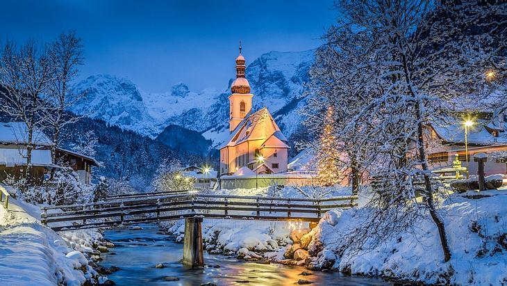 Weiße Weihnachten 2018: Gibt es Schnee an den Feiertagen?