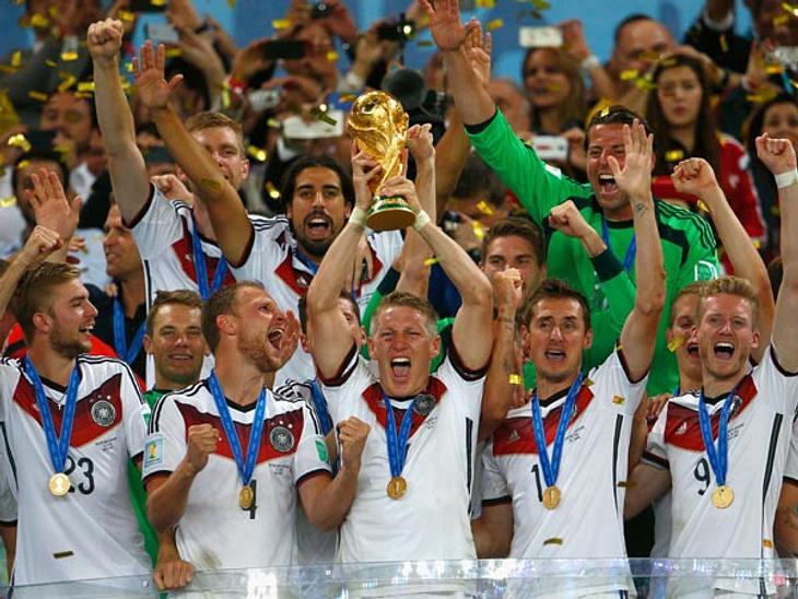 Noch einmal Weltmeister werden... dafür sollen wir nicht vier Jahre warten müssen