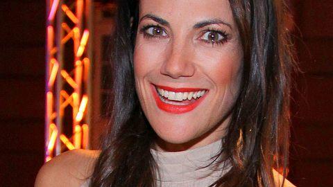 Bettina Zimmermann tauscht Schauspielerei nicht gegen Mode ein