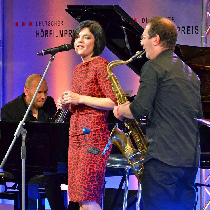 Jasmin Tabatabai bekommt Echo Jazz