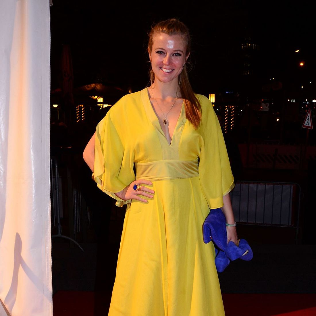 Nina Eichinger ist TV-Muffel
