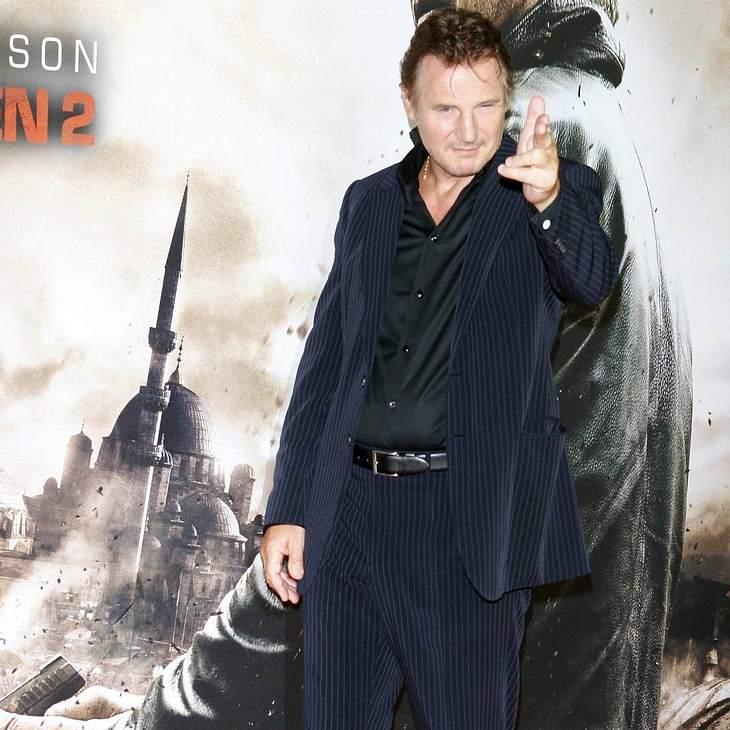 Liam Neeson will keine eigenen Filme drehen