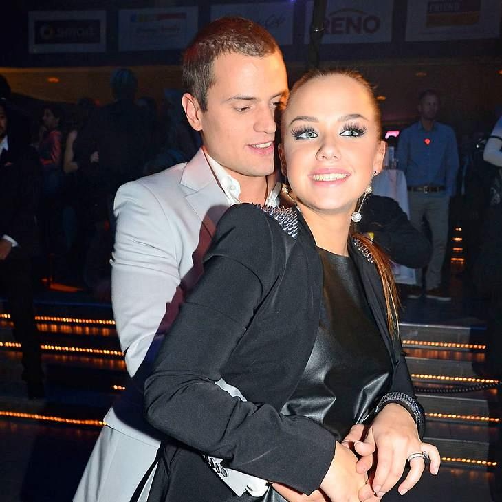 Rocco Stark und Kim Gloss: Das Baby ist da!