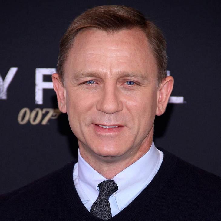 """Daniel Craig: """"Ich werde immer noch eifersüchtig"""""""