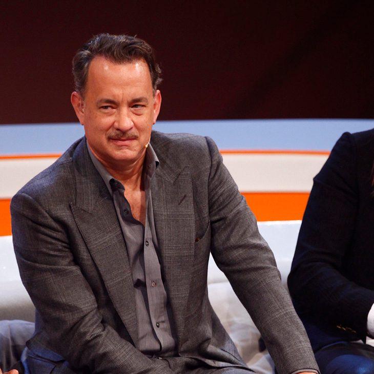 "Tom Hanks lästert über ""Wetten, dass..?"""