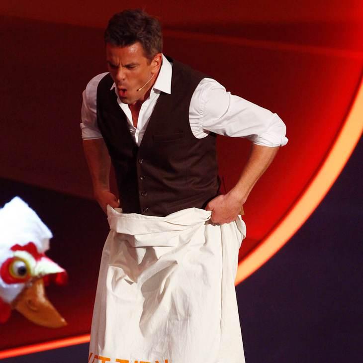 Markus Lanz wird vom ZDF verteidigt