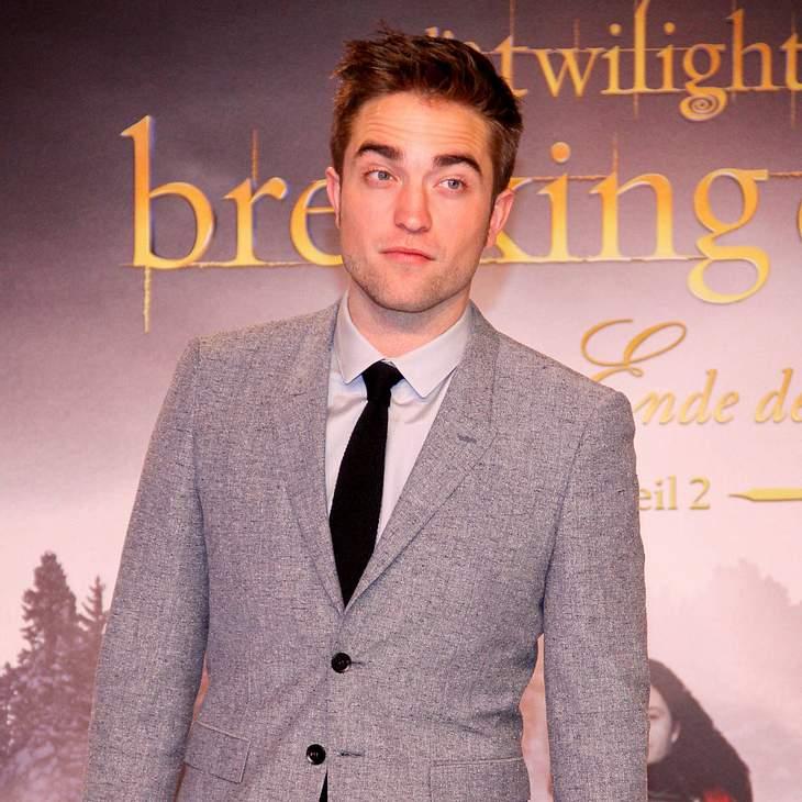 Pattinson und Stewart: Getrennte Weihnachten