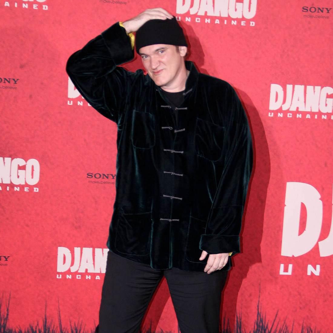 Quentin Tarantino: Verhinderter Cowboy