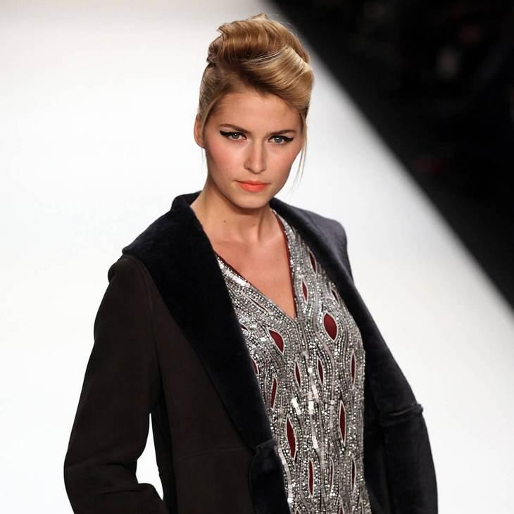 Lena Gercke und Co. begeistern auf der Fashion Week